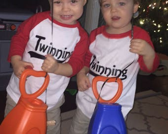 Birthday Shirts, Twinning Shirts, Twin Outfits
