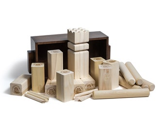 Tournament Crate Kubb Set