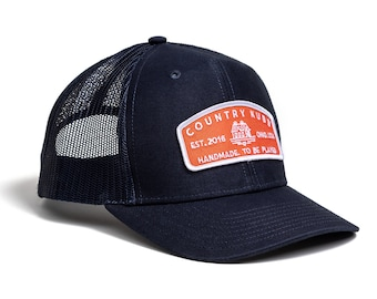 """Hat """"Country Badge"""""""