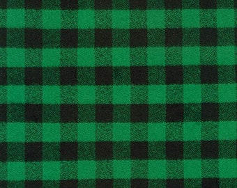 Grant Plaid Red Green Blue Tartan Scottish Fabric Printed by Spoonflower BTY