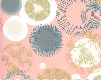 Dance In Paris Bubblegum 1740 12M Moda Metallic by Zen Chic