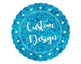 Custom Design: Wedding Invitation Suite