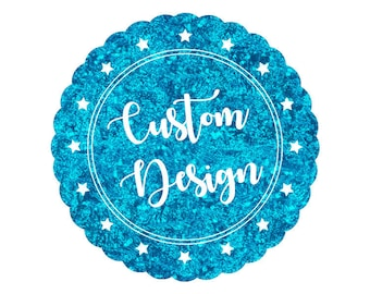 Custom Design: Save the Date Card for Weddings, Engagements and Parties, Engagement Announcement