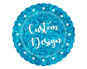 Custom Design: Thank You Card for Weddings and Parties