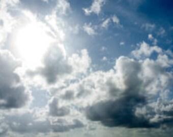 Dramatic Sky - Fine Art Photographic Print