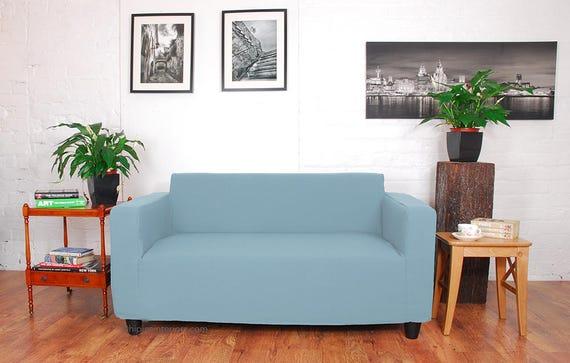 Ikea Klobo Sofa Slip Cover In Leicht Zu Gewebe Vollständig In Etsy