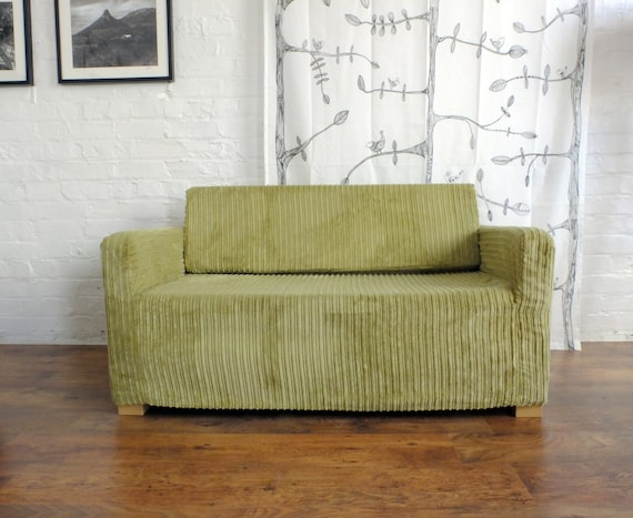 Etsy Sofa Bed: Slip Cover For The Ikea Ullvi Sofa Bed Corduroy Fabric