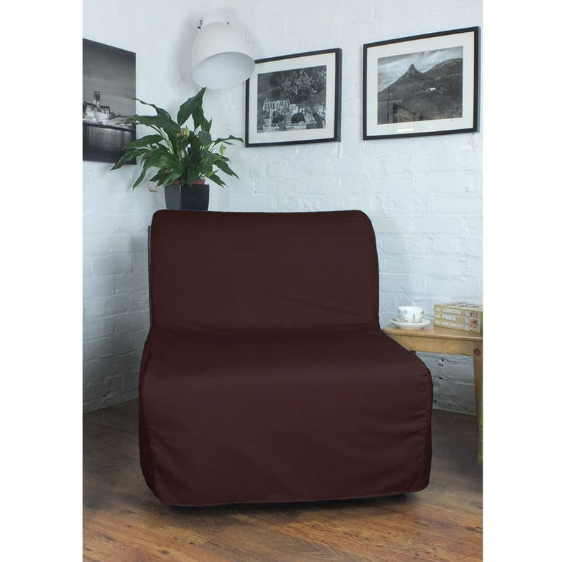 ikea lycksele single chair bed