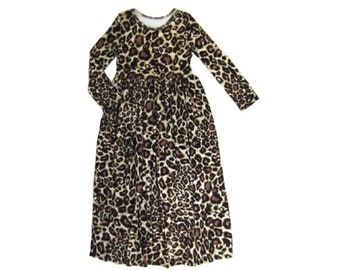 ebd746978e60 Girls maxi dress