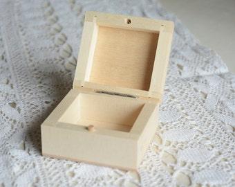 Little wooden box | Etsy