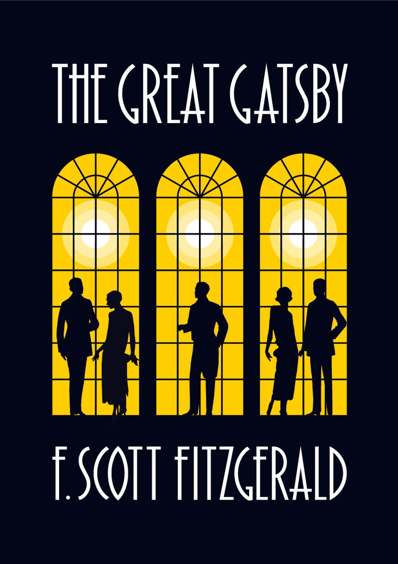 Great book the gatsby