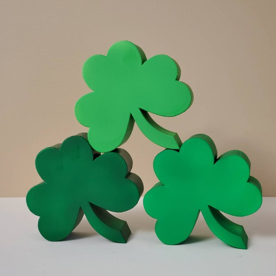 Shamrock Decor (3 Pack)