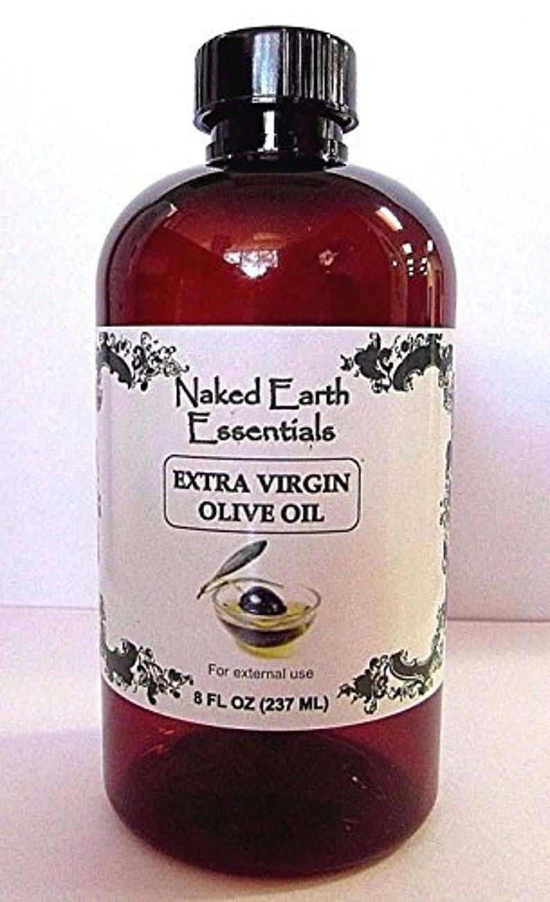 100% Extra Virgin Olive Oil Unrefined Naked Earth Essentials image 0