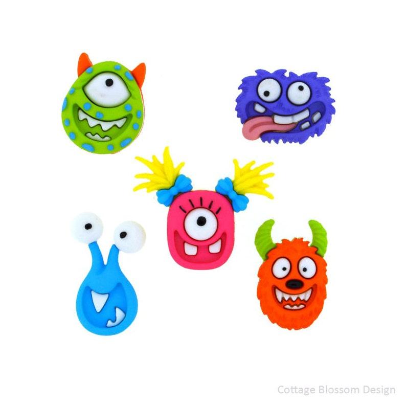 afae9339235 Loco por monstruos de dibujos animados divertido jesse james etsy americano  ojos saltones animados jpg 794x794