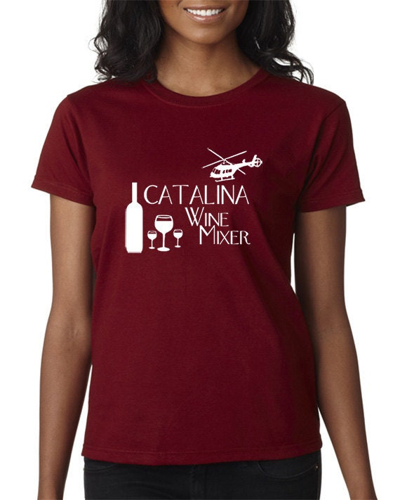 Step Prestige Worldwide 2018 Catalina Wine Mixer Brothers Gift Mens Womens Girls T-Shirt