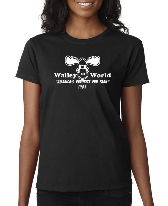 Walley World LONG SLEEVE T-shirt Vacation National Lampoon 80/'s Movie Funny