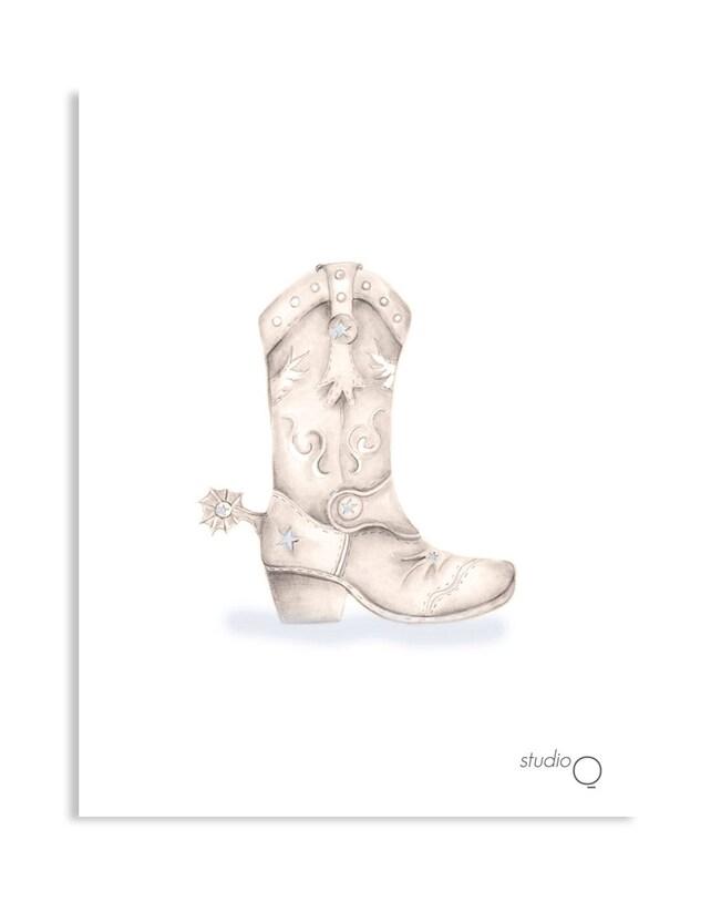 Cowboy-Kindergarten Hufeisen Schaukelpferd Cowboy-Stiefel | Etsy