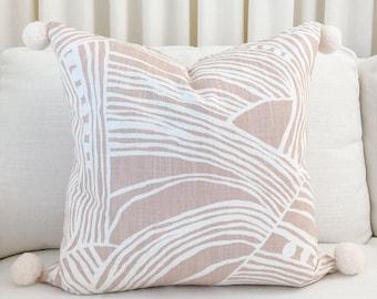 Designer Toss Cushion Cover Gridlines Toss Pillow