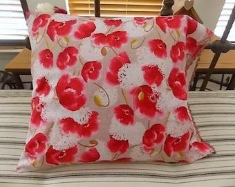 Pillow - Pink Poppy