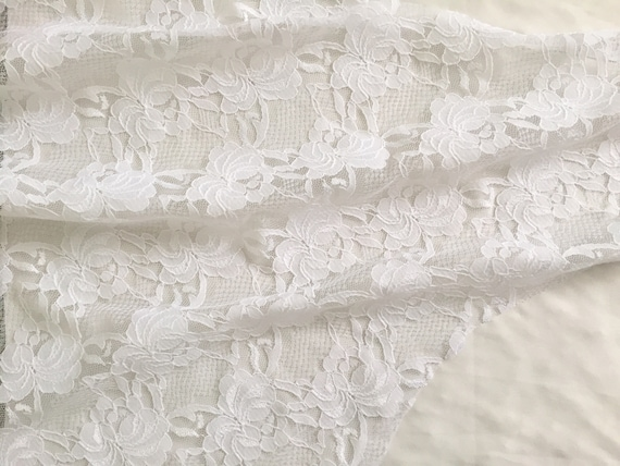 Wedding Lace Swatches