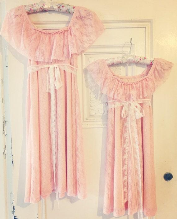 Sweet Pea Sleeve Lace Flower girl dress | Bohemian Flowergirl dress