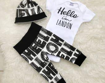 Hello I'm New Here Sets