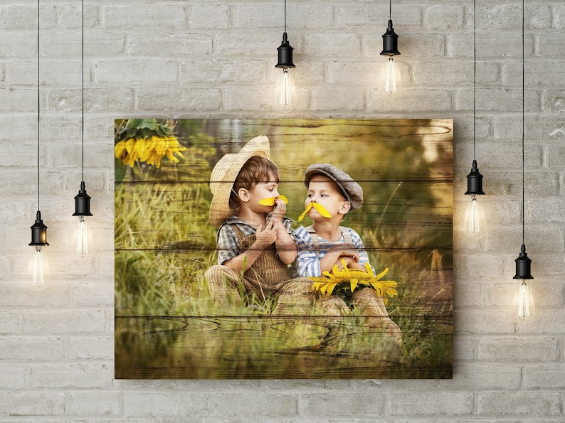 Pallet Sign Pallet Art Anniversary Gift 5th Anniversary image 1