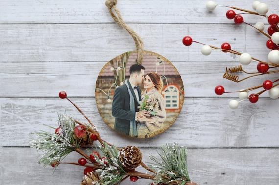Etsy Christmas Ornaments.Christmas Ornaments Basswood Ornament Ornaments Personalized Wood Ornament Custom Ornaments Ornament First Christmas Gifts For Mom