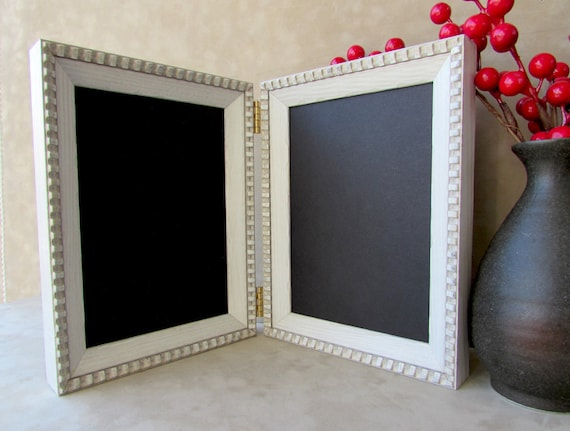 Double Or Triple Hinged Photo Framefamily Photo Etsy