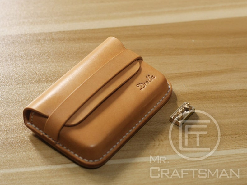 Leather card case Molding tool