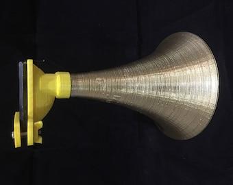 Jewsaphone - 21st Century re-make of this classic jews harp amplifier!