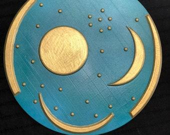 Sky Disc of Nebra - replicas