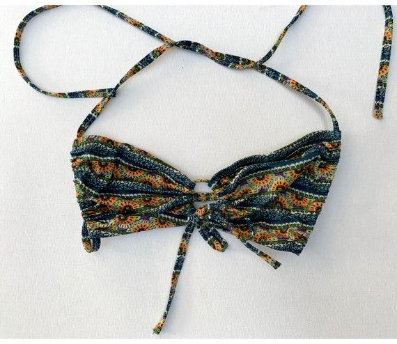 vintage bikini // 1970s bikini // vintage swimwea… - image 7