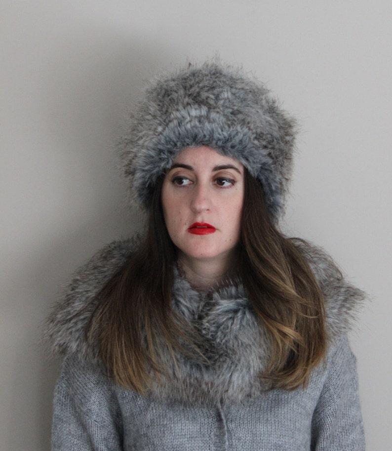 1a8816cb00056 Russian hatfaux fur hat fur winter hat warm hat women