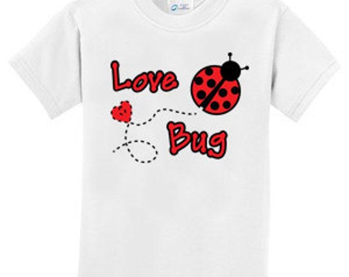 Love Bug - Lady Bug T-Shirt