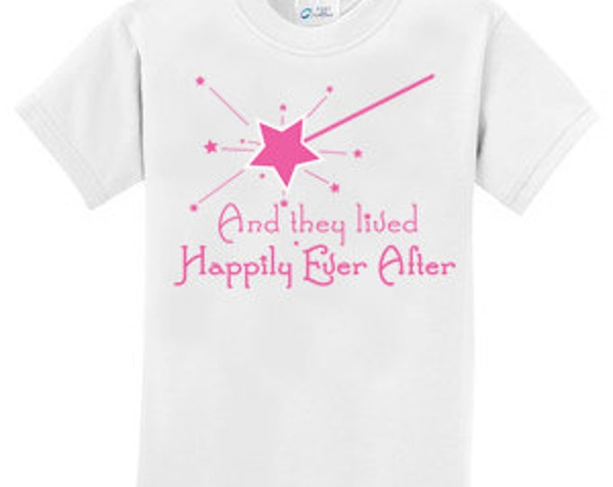 And They Lived Happily Ever After  T-Shirt