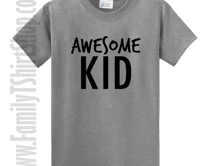 Awesome Kid T-shirt