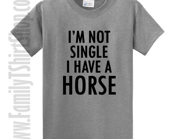 I'm Not Single I Have A Snake T-shirt