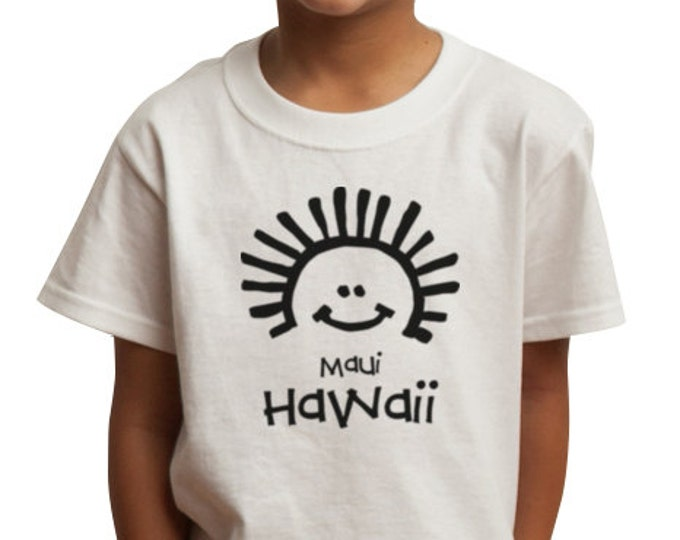 Maui Hawaii Sunshine Tees
