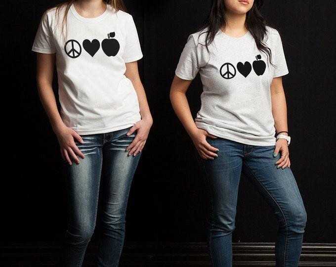 Peach Love Teach T-Shirt