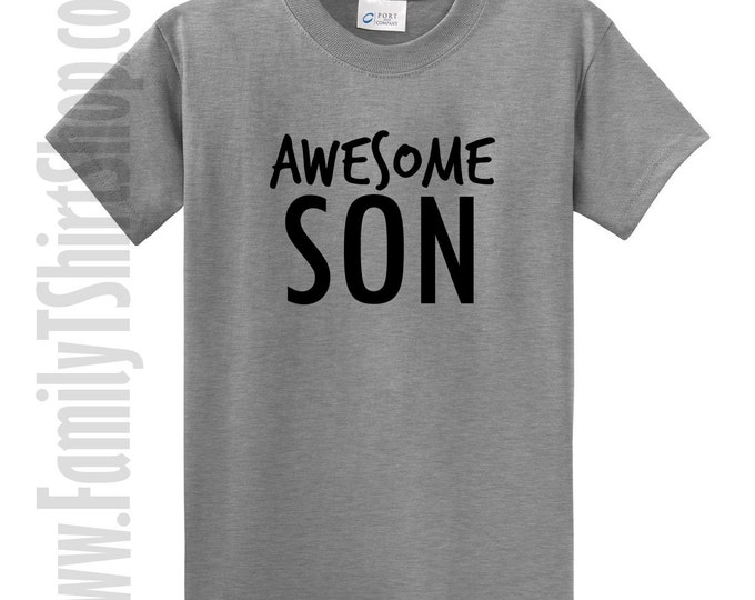 Awesome Son T-shirt