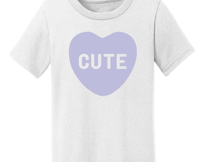 Cute Candy Heart Valentines Day T-Shirt