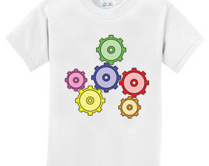 Color Gears T-Shirt