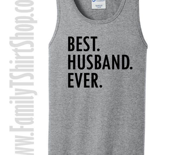Best Husband Ever Tank Top
