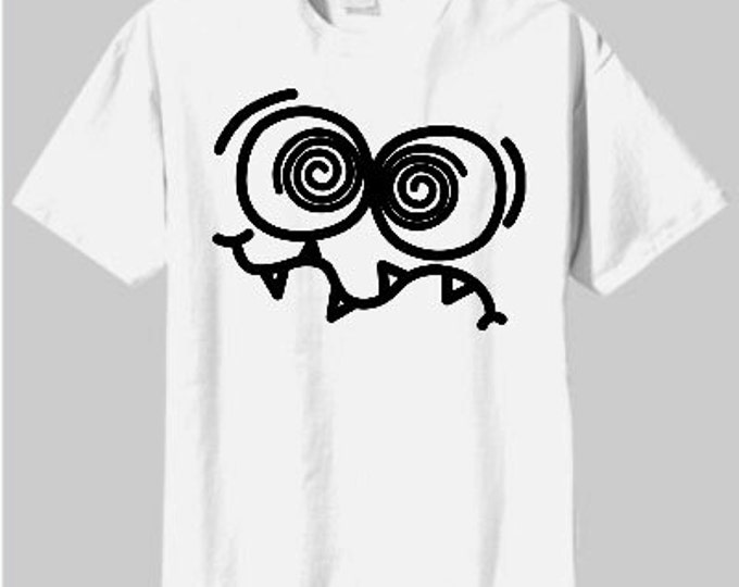Silly Face - Crazy Eyes T-Shirts For the Whole Family