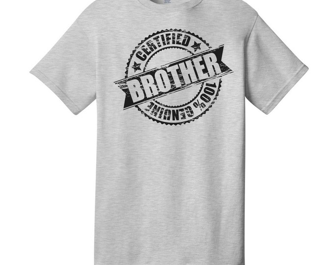 Certified Brother T-Shirt