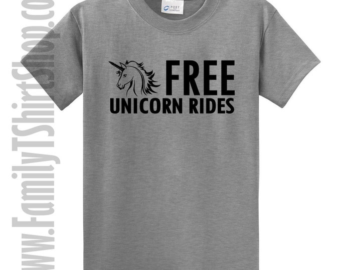 Free Unicorn Rides