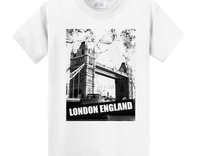 England London Bridge Travel T-Shirt