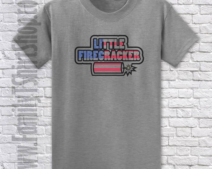 Little Firecracker T-shirt