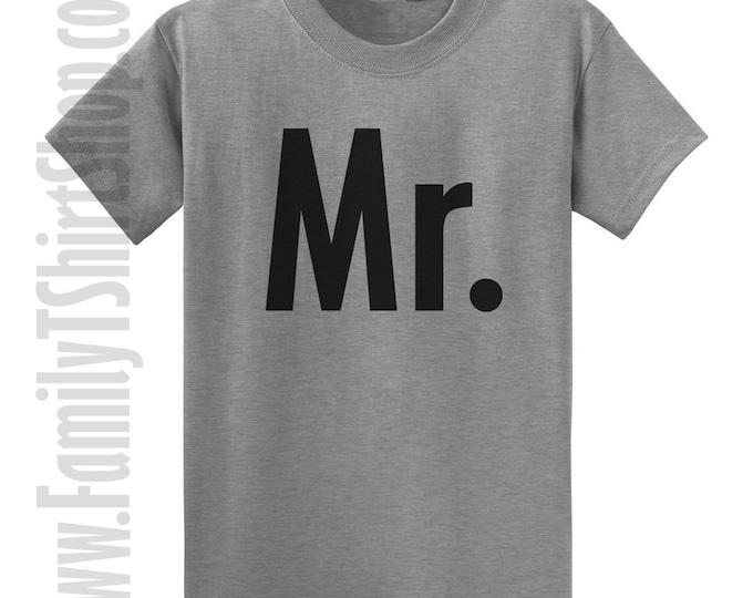 Mr. 2 T-shirt